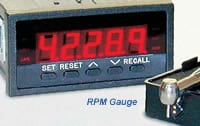 Hayes Handpiece RPM Gauge California