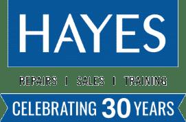 Hayes Handpiece Repair Logo