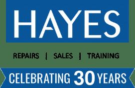Hayes Handpiece Logo