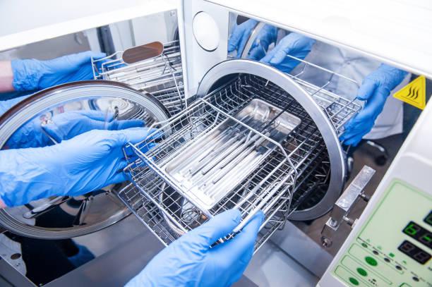 dental instrument sterilization
